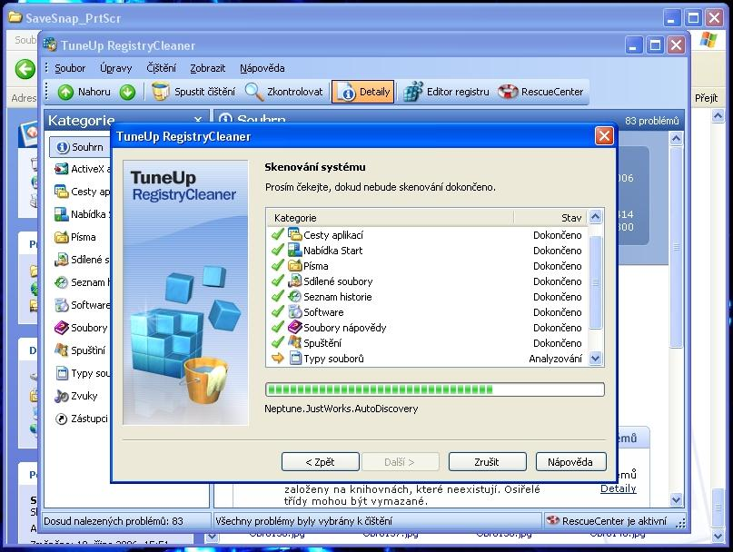 TuneUp RegistryCleaner - 1 - $uch@rC – www.casopis-oci.xf.cz