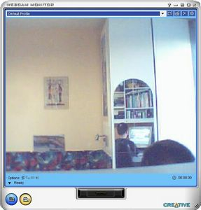 Creative WebCam Monitor