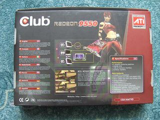 Radeon 9550 - for http://vseohw.net by $uch@rC