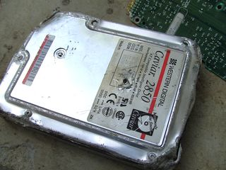 Crash-test WD Caviar AC2850F - for http://vseohw.net by $uch@rC
