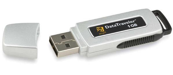 Kingston DataTraveler U3 - Vseohw.net